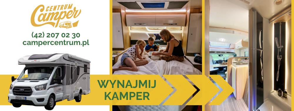 Camper Centrum Łódź